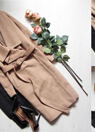 Обалденнейшее пальто на запах asos