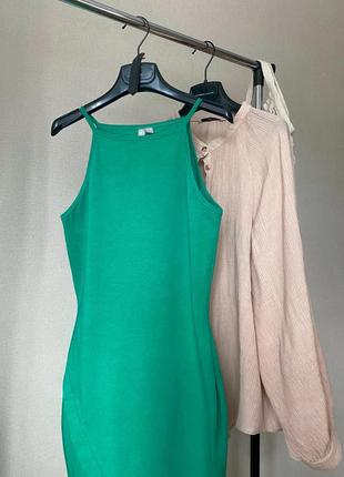 Платье футляр самого трендового цвета 🟢
