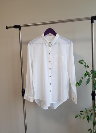 Рубашка женская из хлопка