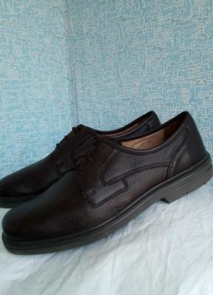Мужские туфли из оленьей кожи sioux дерби броги