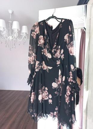 Шифонове плаття реально дуже гарне