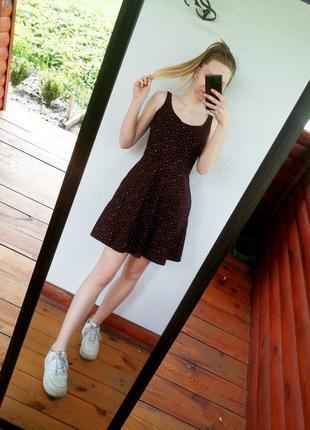 ❤️ милое платье в цветочный принт