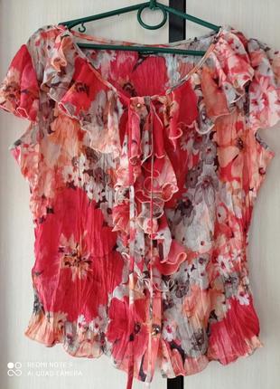 Блузка літня віскоза.