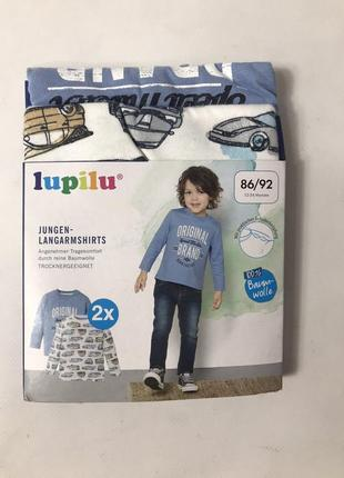 Набор регланов на мальчика ,комплект кофточек для мальчиков lupilu4 фото