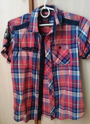 Тоненькая летняя рубашка