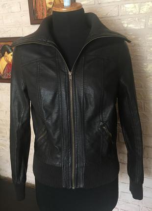 Коричневая куртка от new look