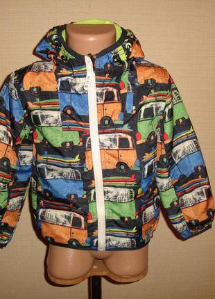 Next куртка, ветровка некст на 3-4 года