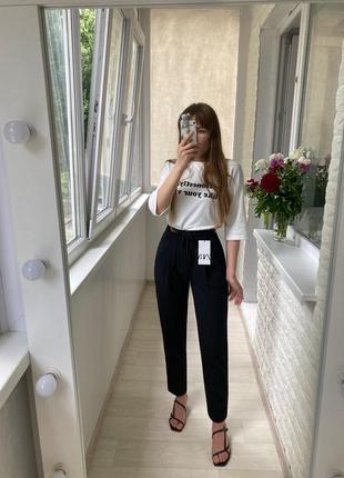 💣стильные штаны на резинке 💣2 фото