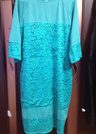 Платье 52-54 р. супер!