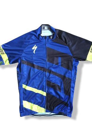Specialized вело майка джерси футболка ((m)