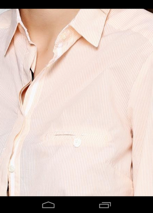 Легкая блузка рубашка massimo dutti новая
