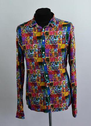 Мужская рубашка eton оригинал