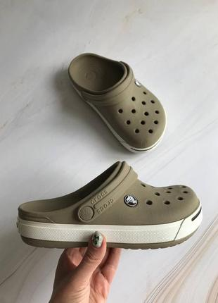 Оригінальні crocs j3