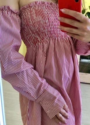 Платье-рубашка mioni