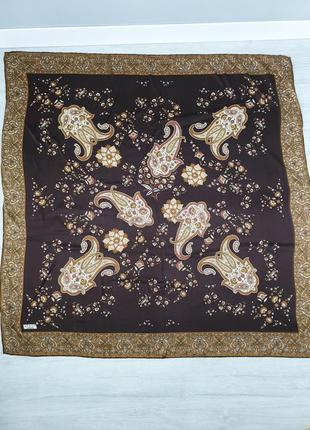 Ergul collection большой шёлковый платок