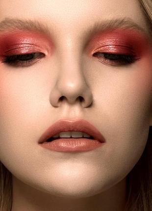 Natasha denona coral palette наташа денона палитра корал тени для век тіні для повік eyeshadows