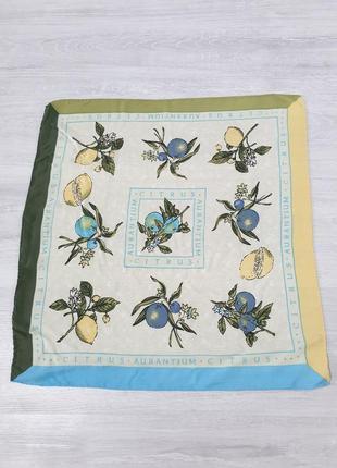 Aurantium citrus шёлковый платок