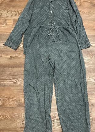 Домашний костюм/пижама в очень хорошем состоянии размер м от marks&spencer