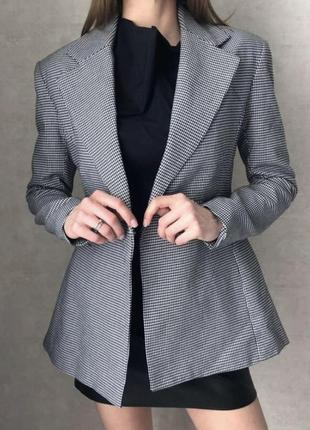 Стилтный пиджак-жакет