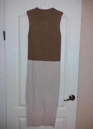 Стильное платье манго размер с