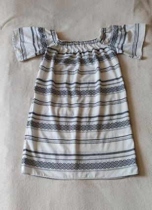 Французское платьице от ema blues