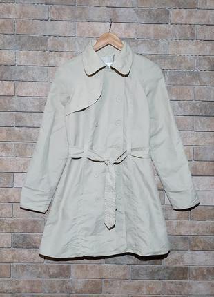 Mango original шикарный плащ куртка курточка