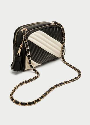 Модная сумка zara
