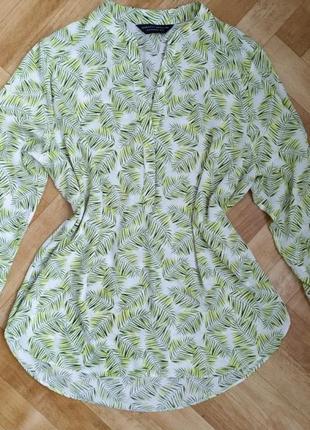Фирменная, очень стильная, красивая и удоюная рубашка - блуза, бренд dorothy perkins