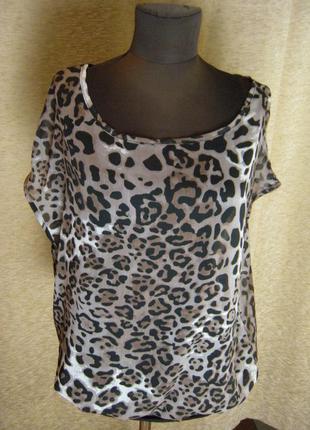 Нарядная блузка ann christine