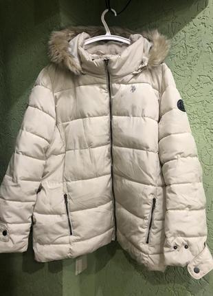 Куртка фирмы u.s. polo assn. размер 3xl