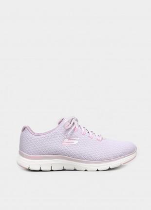 Текстильные женские кроссовки скечерс/ модні жіночі кросівки skechers