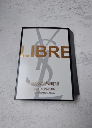 Пробник парфумів ysl libre