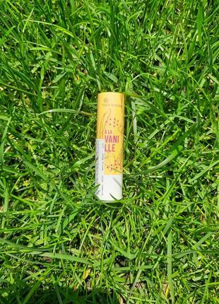 Бальзам для губ ваниль ив роше yves rocher 4,8 г1 фото