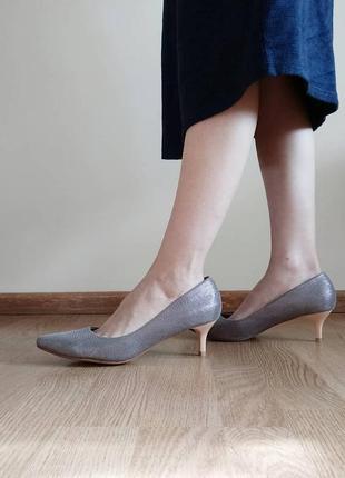Туфельки лодочкою nina fashion