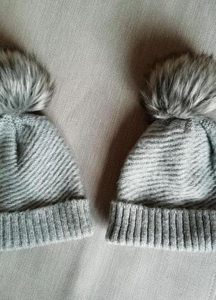 Стильние шапочки демисезон