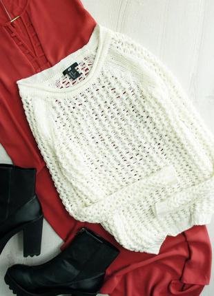 Нежный свитерок h&m