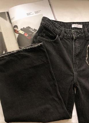 Круті широкі джинси bershka💫