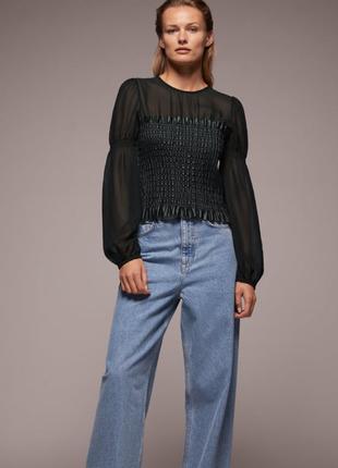 Кофточка блуза