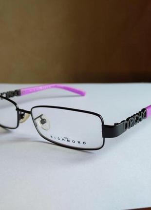 Распродажа! фирменная оправа под линзы,очки оригинал richmond jr08302