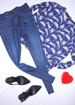 Темно синие mom jeans ( мам джинс , бананы , бойфренды ) 100% деним . снизу бахрома .