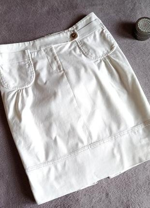 Белая юбка karen millen