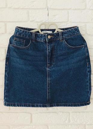 Юбка джинсовая от cropp