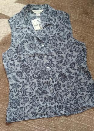 Блуза жилетка
