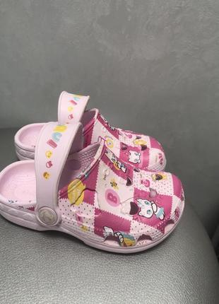 Сабо сандали