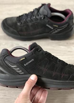 Lowa gore-tex tiago gtx lo туристичні демісезонні кросівки трекінгові оригінал