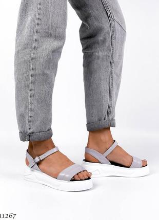 Босоножки сандали натуральная кожа4 фото
