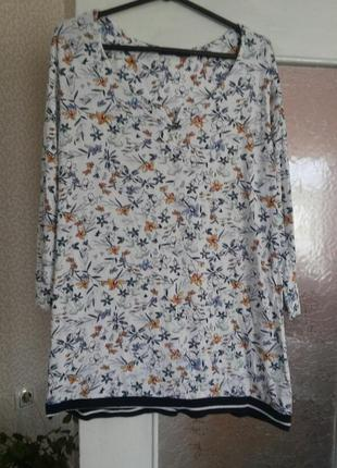 Кофточка-блузка  тонкая