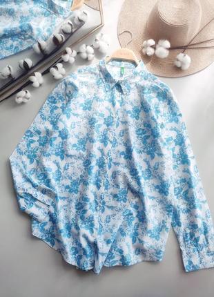 Лёгкая, натуральная рубашка