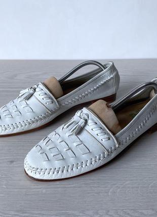 Туфли galides кожа