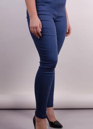 Размеры 50-64! стильные джегинсы рита, джинс, в размерах + большие!